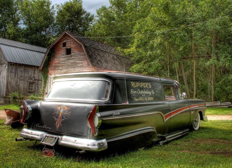 Ford 1957 & 1958 custom & mild custom  - Page 6 12299210