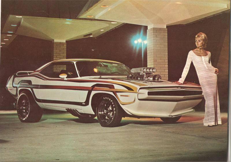 60'-70' Mopar Street Machines 12301612