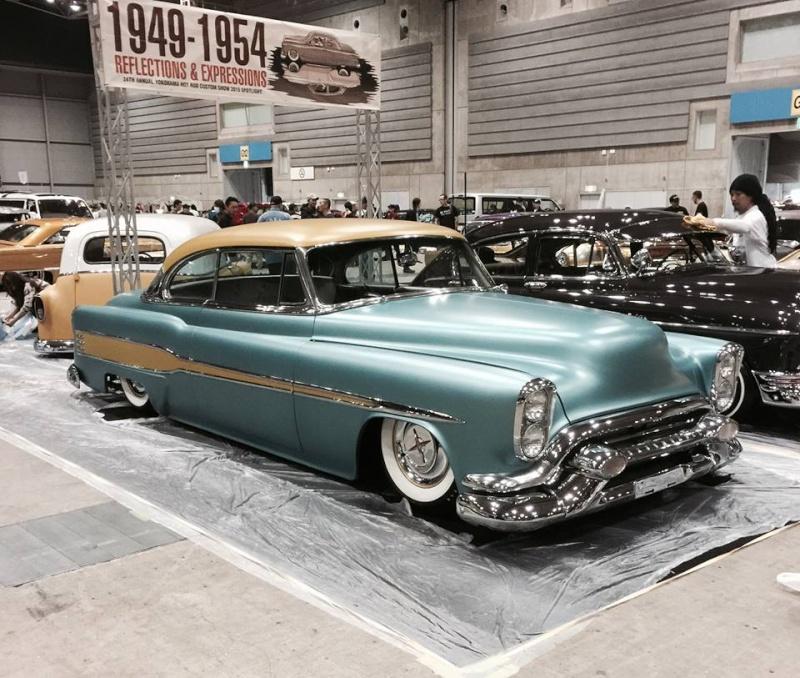 Oldsmobile 1948 - 1954 custom & mild custom - Page 6 12301714