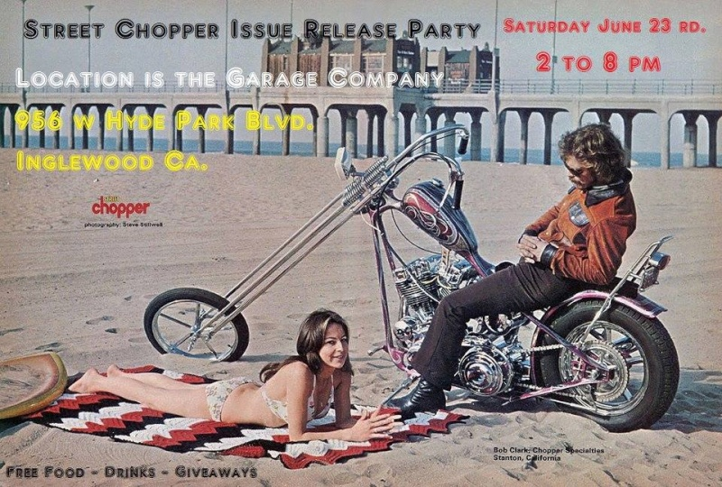 Photo Vintage -vintage pics - Chopper & Bobber - Page 3 12308711