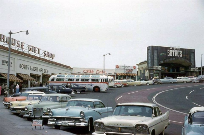 Rues fifties et sixties avec autos - 1950's & 1960's streets with cars - Page 4 12308713