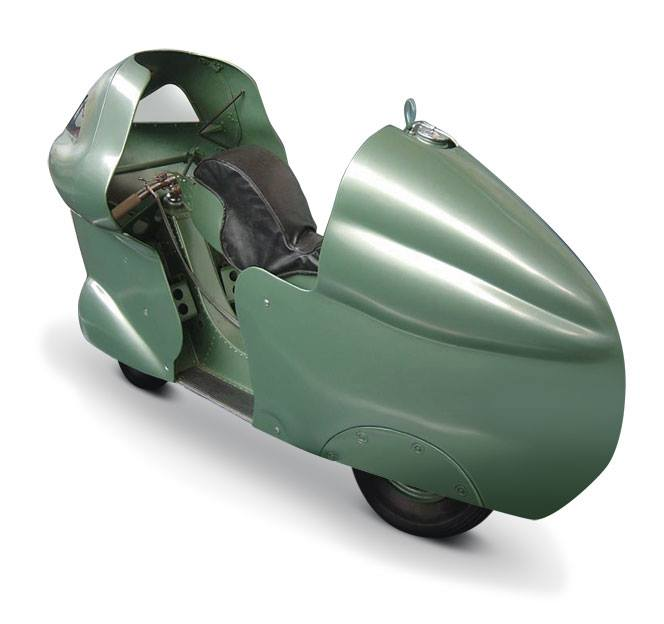 Scooter des 1950's & 1960's - Page 2 12313510