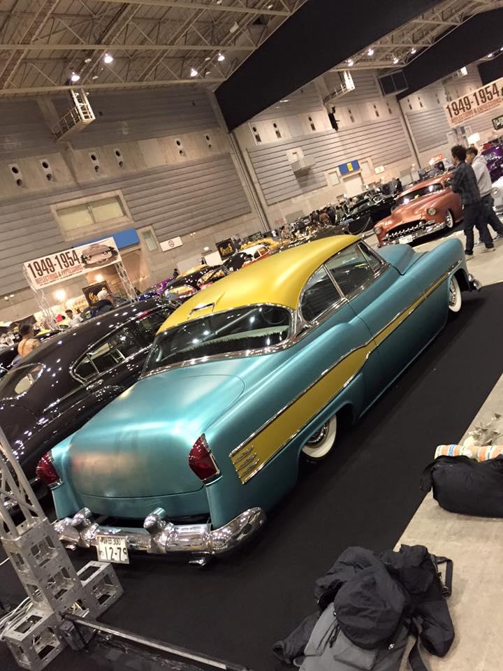 Oldsmobile 1948 - 1954 custom & mild custom - Page 6 12314010