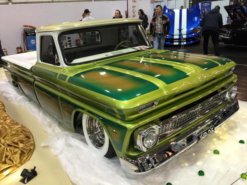 Ford Pick up 1958 - 1966 custom & mild custom - Page 2 12314110