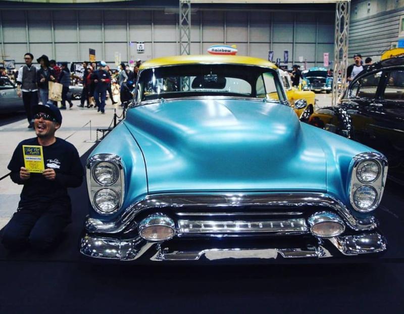 Oldsmobile 1948 - 1954 custom & mild custom - Page 6 12321310