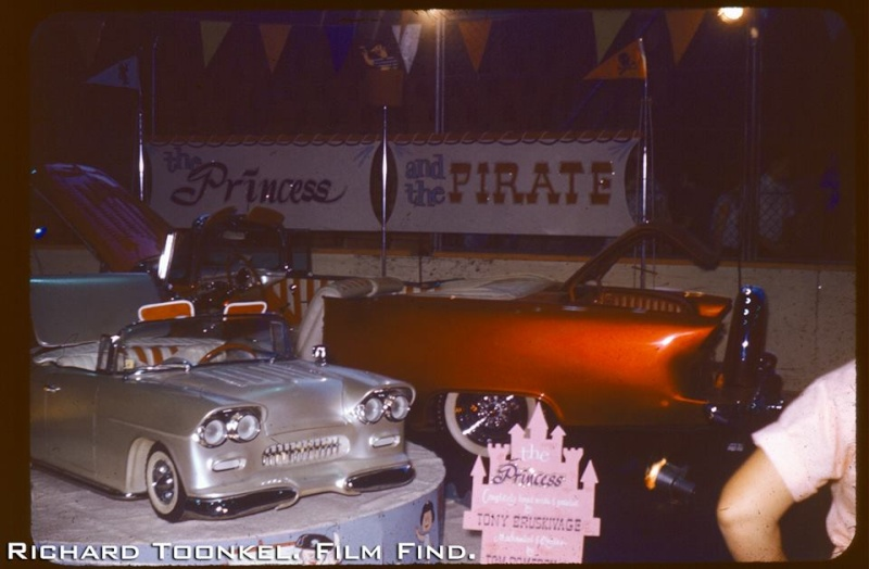 The Princess and the Pirates - Irvin Kirschner's 1955 Chevrolet 12341212