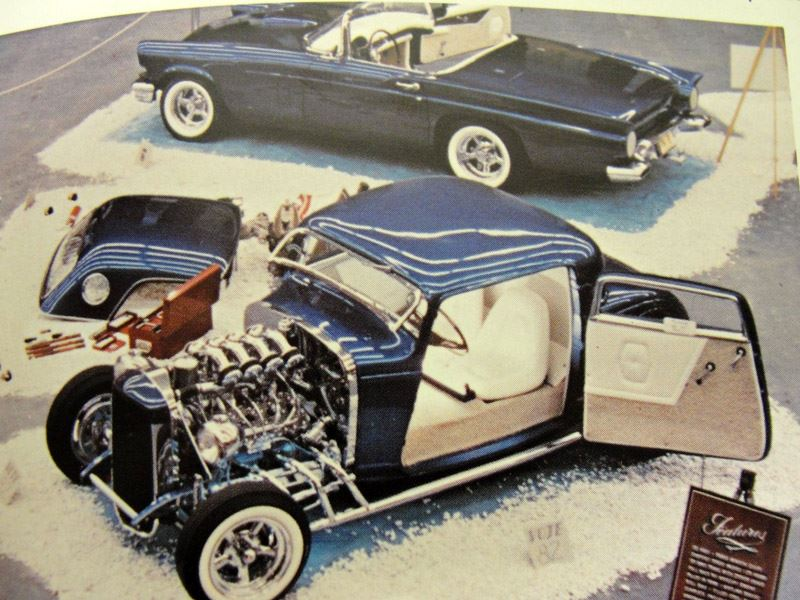 1932 Ford - Andy Kassa  12341410