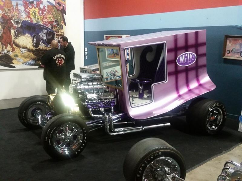 Milk Truck - Dan Woods 12347813