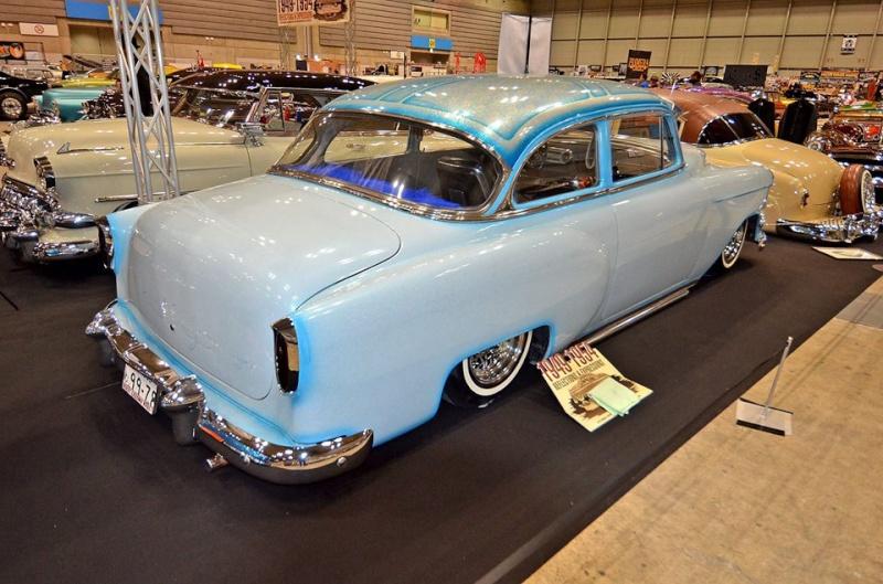Chevy 1953 - 1954 custom & mild custom galerie - Page 12 12366311