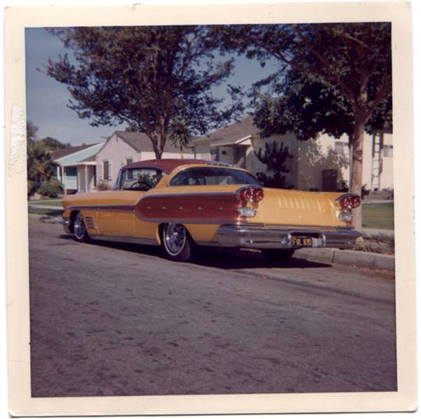custom cars in the street ( 1950's & 1960's) - Page 4 12376414