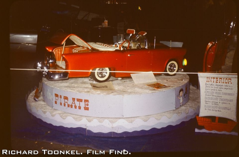 The Princess and the Pirates - Irvin Kirschner's 1955 Chevrolet 12390814