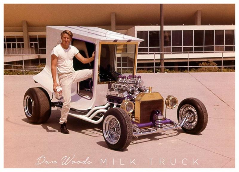 Milk Truck - Dan Woods 12391210