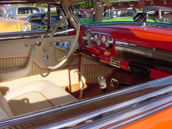 Chevy 1953 - 1954 custom & mild custom galerie - Page 12 12391411