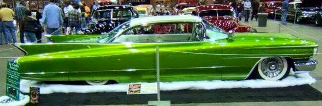 Cadillac 1959 - 1960 custom & mild custom - Page 3 12439210