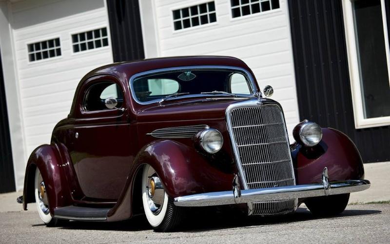 Ford 1935 - 38 custom & mild custom - Page 5 12491810