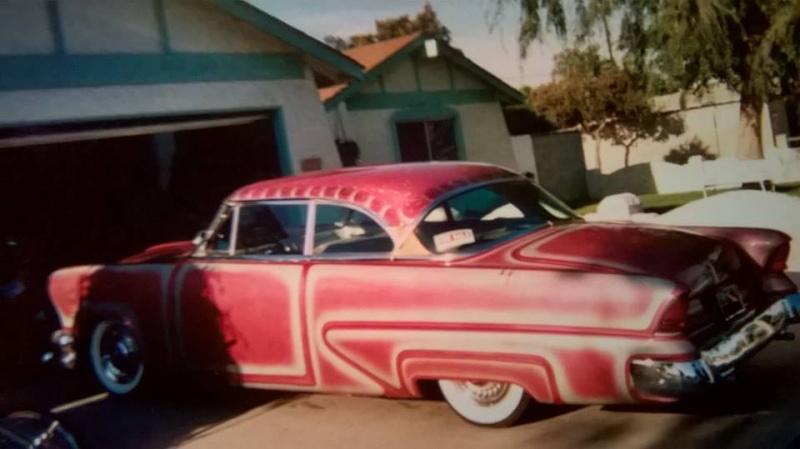Lincoln  1952 - 1955 custom & mild custom - Page 2 12509710