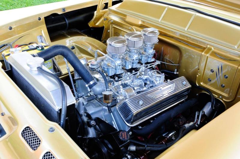 Mercury 1955 - 1956 Custom & mild custom - Page 3 12513710
