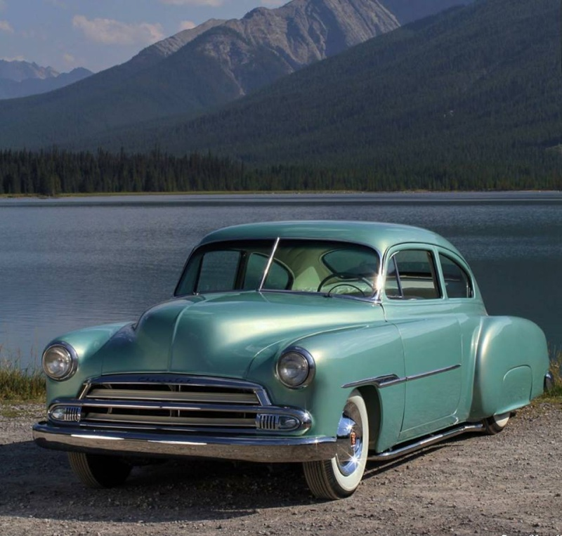 Chevy 1949 - 1952 customs & mild customs galerie - Page 22 12565510