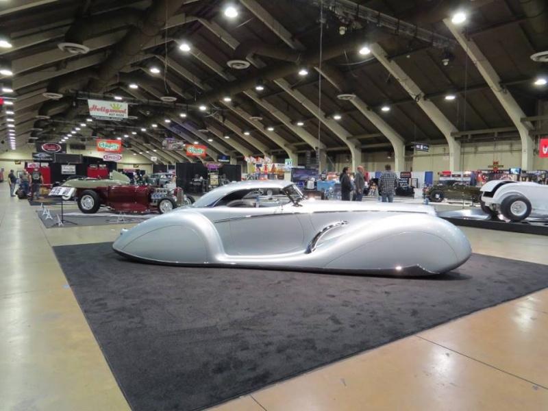 'Aquarius' Rick Dore/James Hetfield - 1934 Packard 12565511