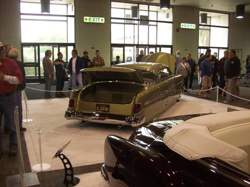 1954 Mercury Monterey - El Sueno - Scott & Holly Roberts  - Altissimo Restoration 12592310