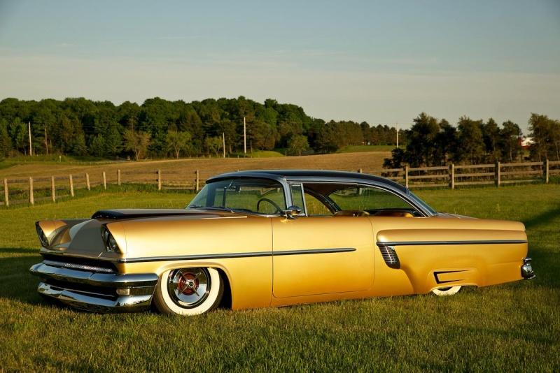 Mercury 1955 - 1956 Custom & mild custom - Page 3 12593910