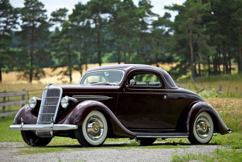 Ford 1935 - 38 custom & mild custom - Page 5 12604610