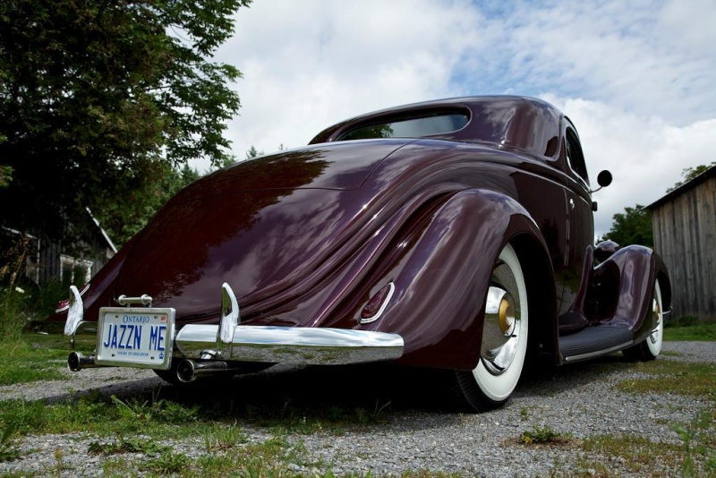Ford 1935 - 38 custom & mild custom - Page 5 12615510