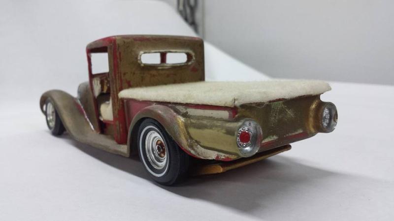 Vintage built automobile model kit survivor - Hot rod et Custom car maquettes montées anciennes - Page 4 12642610