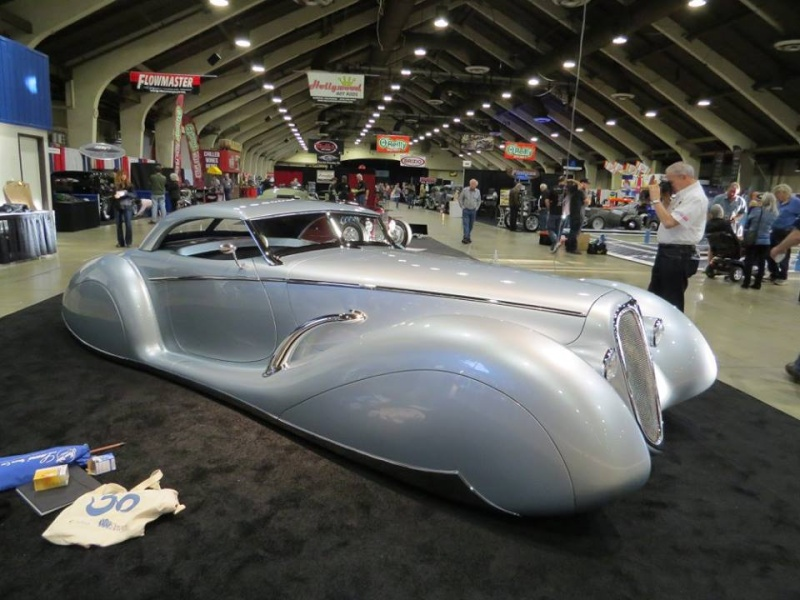 'Aquarius' Rick Dore/James Hetfield - 1934 Packard 12642710