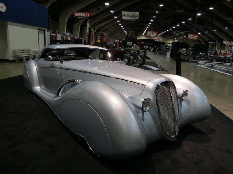 'Aquarius' Rick Dore/James Hetfield - 1934 Packard 12645112