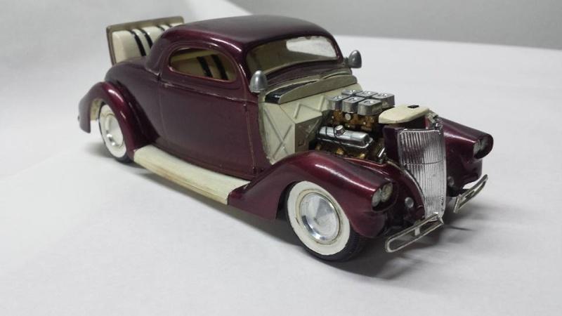 Vintage built automobile model kit survivor - Hot rod et Custom car maquettes montées anciennes - Page 4 12647110
