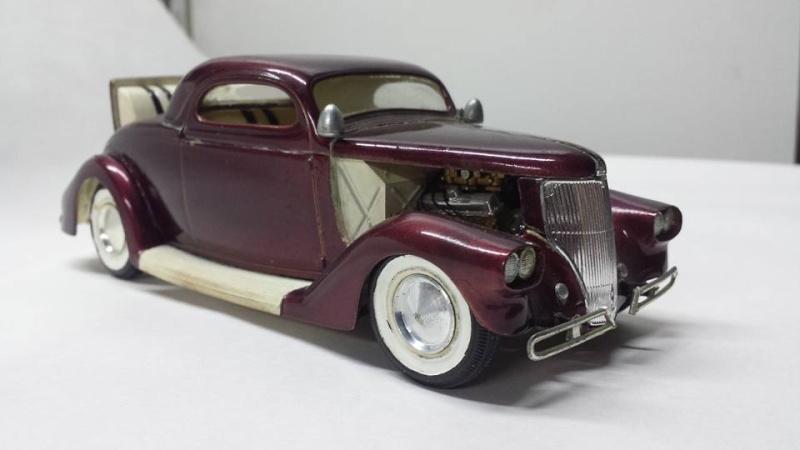 Vintage built automobile model kit survivor - Hot rod et Custom car maquettes montées anciennes - Page 4 12650810
