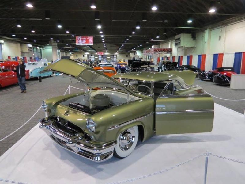 1954 Mercury Monterey - El Sueno - Scott & Holly Roberts  - Altissimo Restoration 12651110