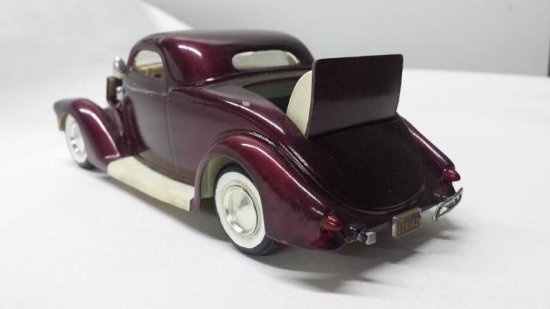 Vintage built automobile model kit survivor - Hot rod et Custom car maquettes montées anciennes - Page 4 12654210