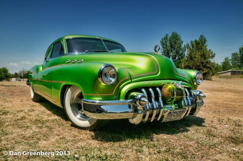 Buick 1950 -  1954 custom and mild custom galerie - Page 8 12654411