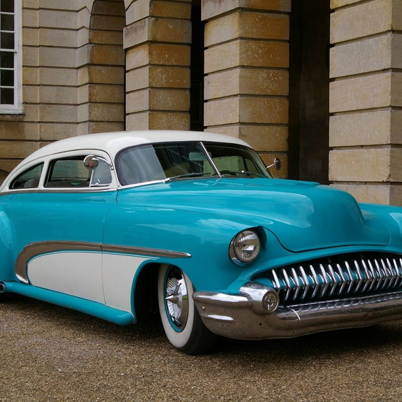 Chevy 1949 - 1952 customs & mild customs galerie - Page 22 12662610