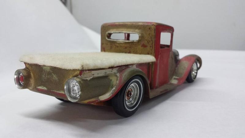 Vintage built automobile model kit survivor - Hot rod et Custom car maquettes montées anciennes - Page 4 12669510