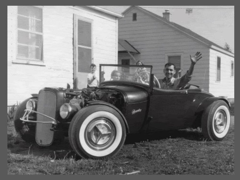 "Hot rod in street - Vintage pics - ""Photos rétros"" -  - Page 5 12711110"