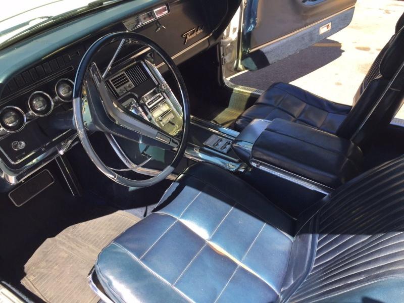 Ford Thunderbird 1964- 1966 custom & mild custom 1310