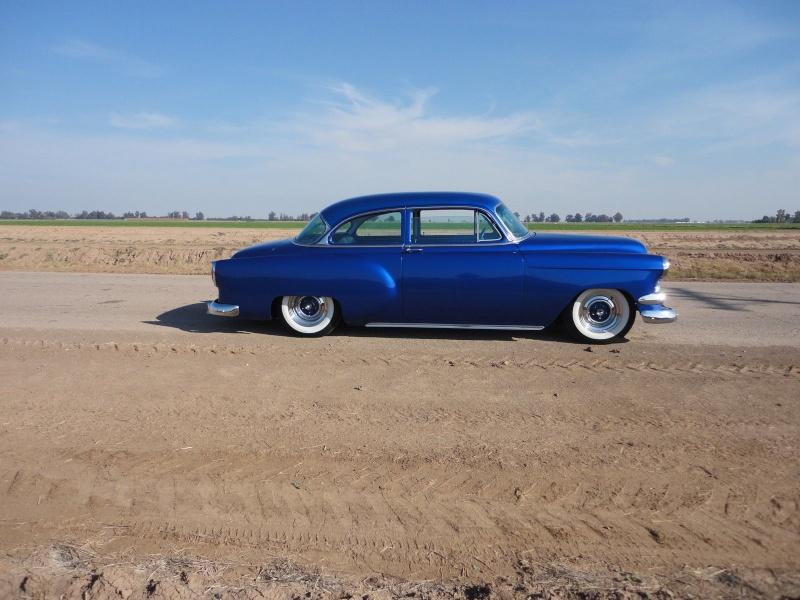 Chevy 1953 - 1954 custom & mild custom galerie - Page 12 132
