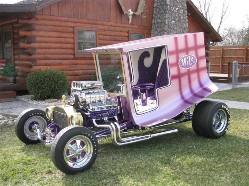 Milk Truck - Dan Woods 13793211