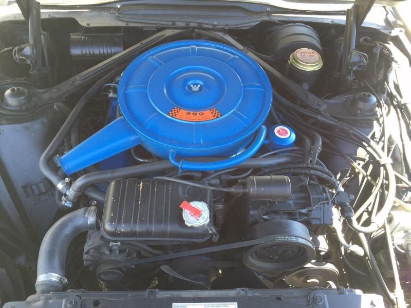 Ford Thunderbird 1964- 1966 custom & mild custom 1410