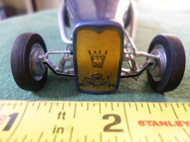Vintage built automobile model kit survivor - Hot rod et Custom car maquettes montées anciennes - Page 3 14971810