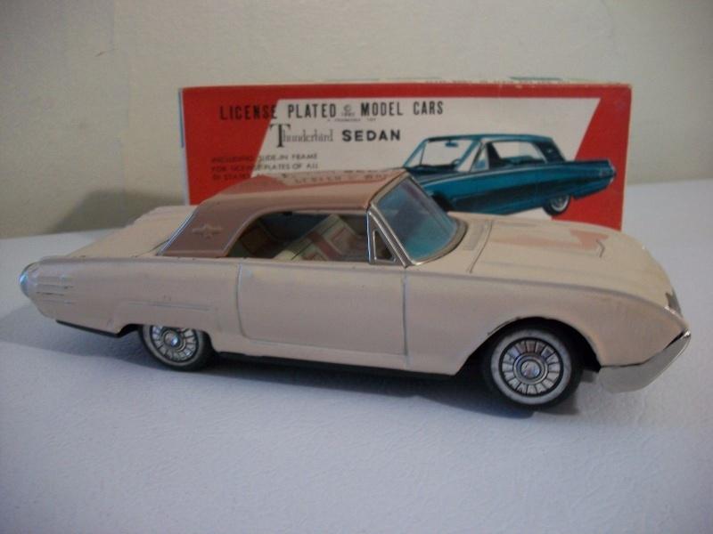 us car -  tôle - Tin Toys -  1950's & 1960's - Page 3 150
