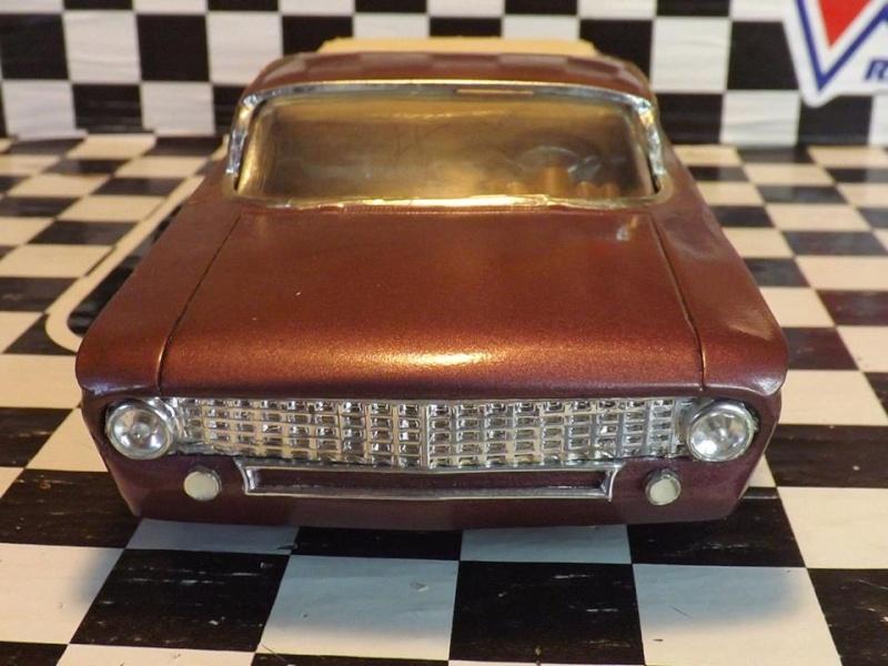 Vintage built automobile model kit survivor - Hot rod et Custom car maquettes montées anciennes - Page 3 15111610