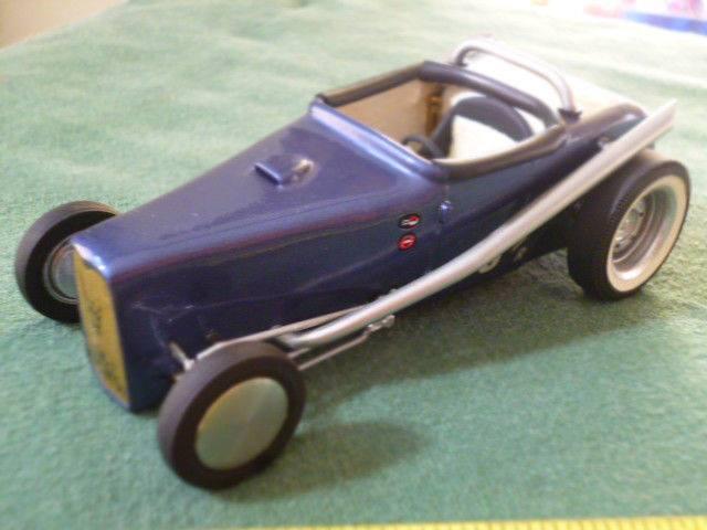Vintage built automobile model kit survivor - Hot rod et Custom car maquettes montées anciennes - Page 3 15221311