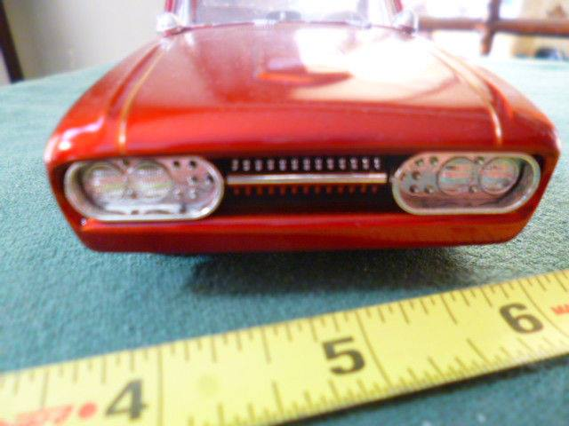 1961 Ford Ranchero - Styline kit - amt - 1/25 scale 15246910