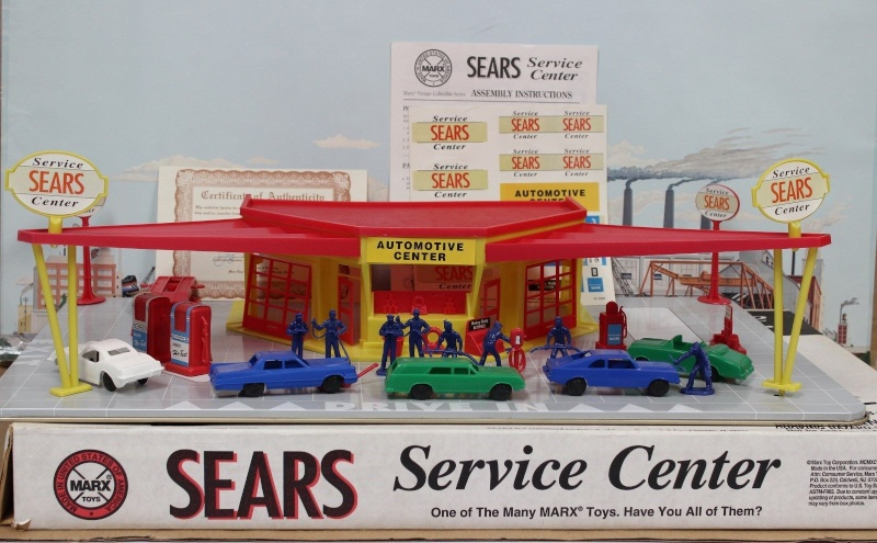 Garages jouets - Toys garage - Page 2 154