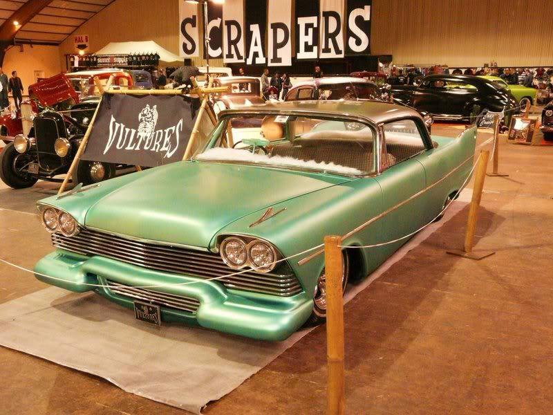 Plymouth  1957 - 1958 custom & mild custom - Page 2 15458710