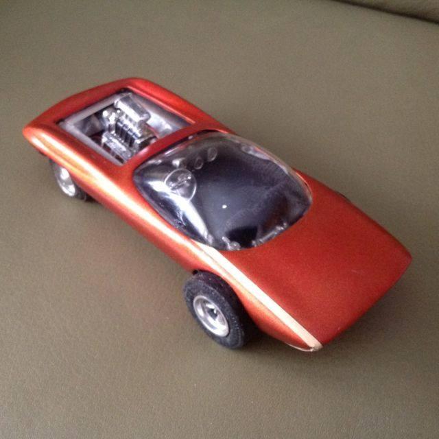 Vintage built automobile model kit survivor - Hot rod et Custom car maquettes montées anciennes - Page 3 15553510